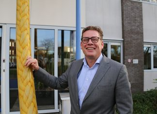 Wilco Stroet, managing director, Lankhorst Ropes
