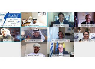 Speakers at The Maritime Standard Webinar Series 13