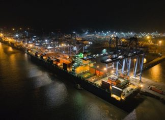 Container volumes showed strong growth at JNPT in January