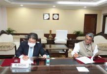 MOL to pioneer inland waterway LPG transportation in India