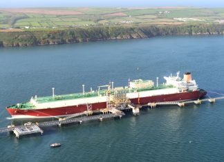 One of Nakilat's QMax LNG carriers