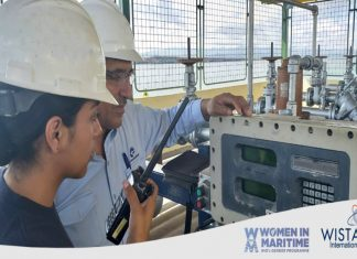 The WISTA study aims to help achieve greater gender equality in the maritime sector