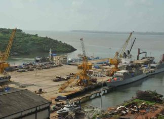 IRClass is to classify ships building at Goa shipyard for the Indian Army