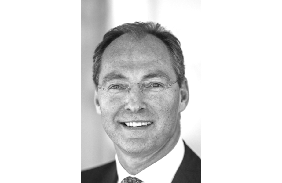 Charles Menkhorst, CEO of Gulftainer