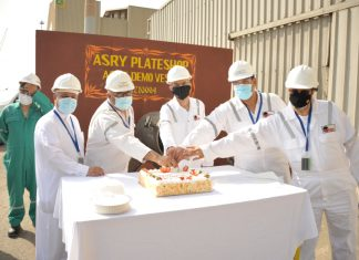 ASRY staff celebrate the ASME accreditation