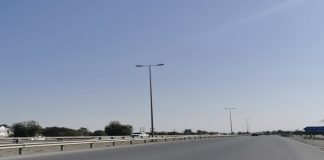 Street lighting services within Sohar port will benefit from new technology