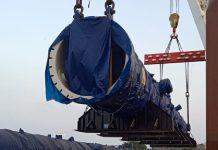 Mumbai port heavy lift milestone