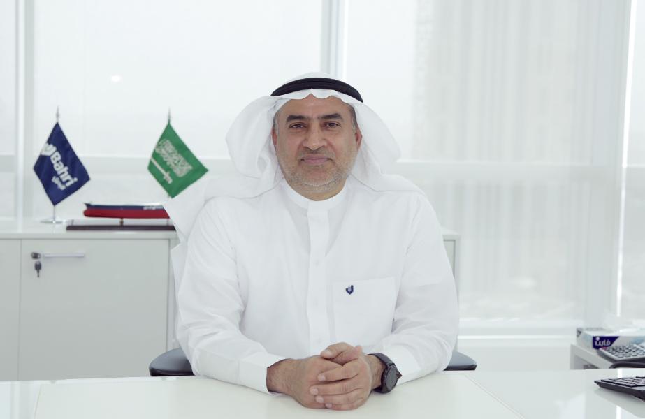 Bahri CEO Eng Abdullah Aldubaikhi