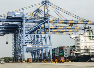 New direct container services have helped boost throughput at DP World's Cochin terminal