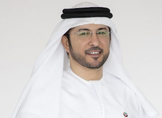 Abdulla Bin Damithan, CEO & Managing Director, DP World – UAE Region and Jafza