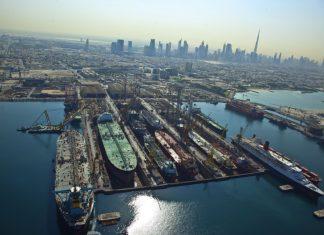 Drydocks World Dubai is aiming to become a digital shipyard