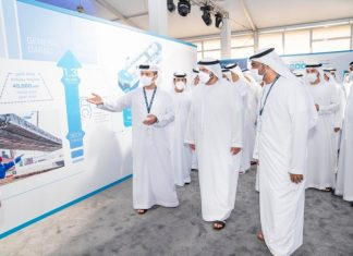Fujairah Terminals' expansion has been officially opened by H.H. Sheikh Mohammed bin Hamad bin Mohammed Al Sharqi, Crown Prince of Fujairah.