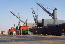 Breakbulk record for Saudi port
