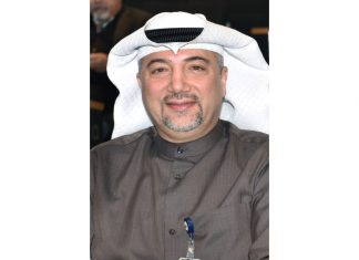 Ali Shehab, DNV's new Global Director of Special Projects and Services