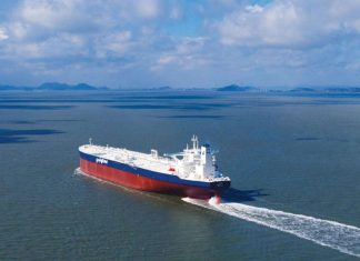 Bahri Ship Management manages a large VLCC sheet