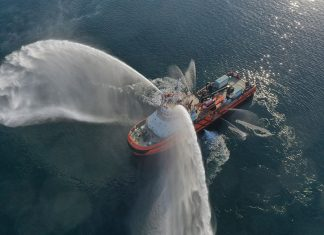 KOC has taken delivery of the new tug, Koc Al Zour