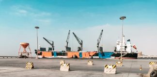 Yanbu Commercial Port is one of eight locations in Saudi Arabia where private-public sector partnerships to develop breakbulk handling are planned