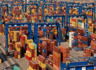 Adani has increased its share of the Indian container port market