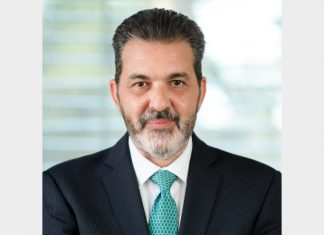 George Vassiliades, Columbia Shipmanagement's Managing Director, Gulf Region