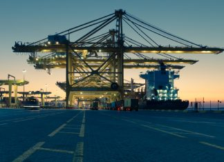 Throughput at Jebel Ali increased by over 4% in the second quarter