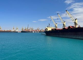 Container traffic at King Abdullah Port continues to rise at a rapid rate