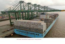 PSA Mumbai welcomes new Maersk service