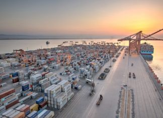 Oman's Port of Salalah has witnessed continued growth in container volumes