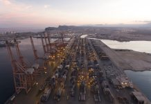 General cargo upturn at Salalah port