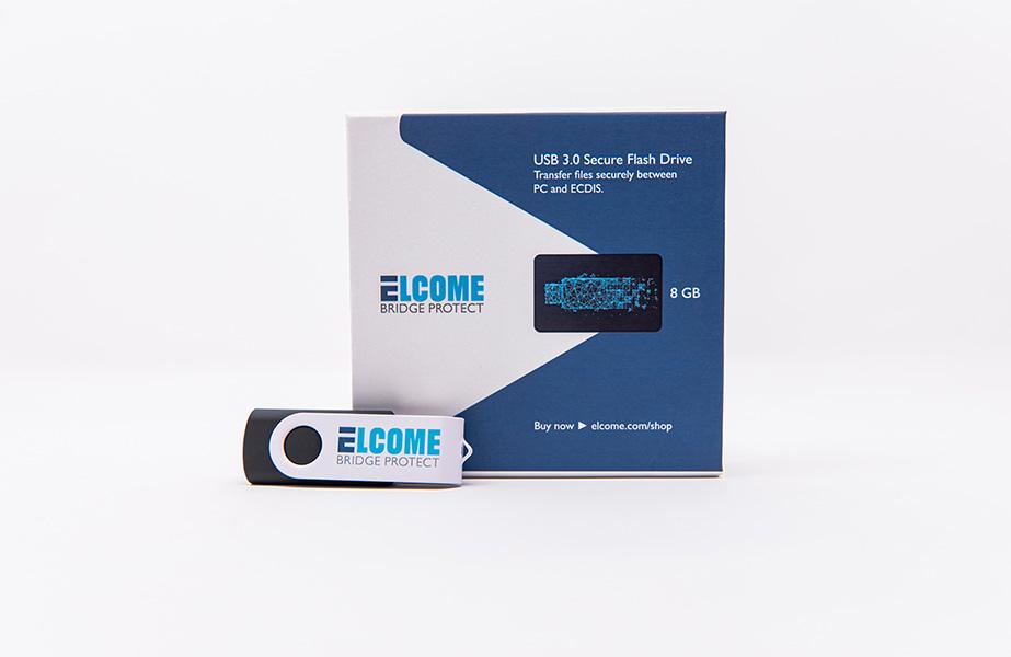 The Bridge Protect flash drive