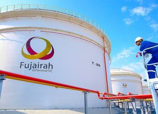The Fujairah Oil Terminal is investing an estimated $45 million to upgrade infrastructure at its storage facilities