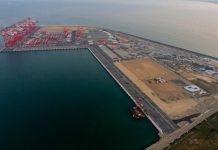 New Haifa Bay terminal opens