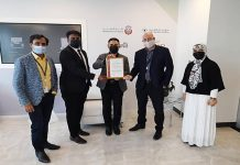 Abu Dhabi Logistics pharmaceutical business to benefit from dual accreditation
