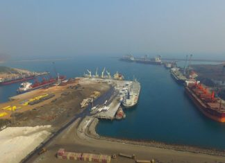 Gangavaram Port is now a fully integrated part of the Adani network