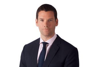 Global financial markets partner Graham Brewer