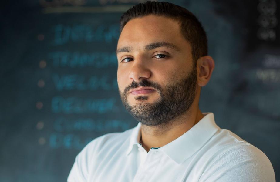 Aghyad Al Halabi, Regional Sales Director, Ecocoast